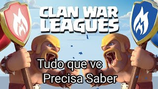 Tudo Sobre as Ligas de Guerras de Clans Clash of Clans