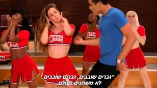 Video Glee - Nasty/Rhythm Nation (HEBsub מתורגם) download MP3, 3GP, MP4, WEBM, AVI, FLV Juli 2018