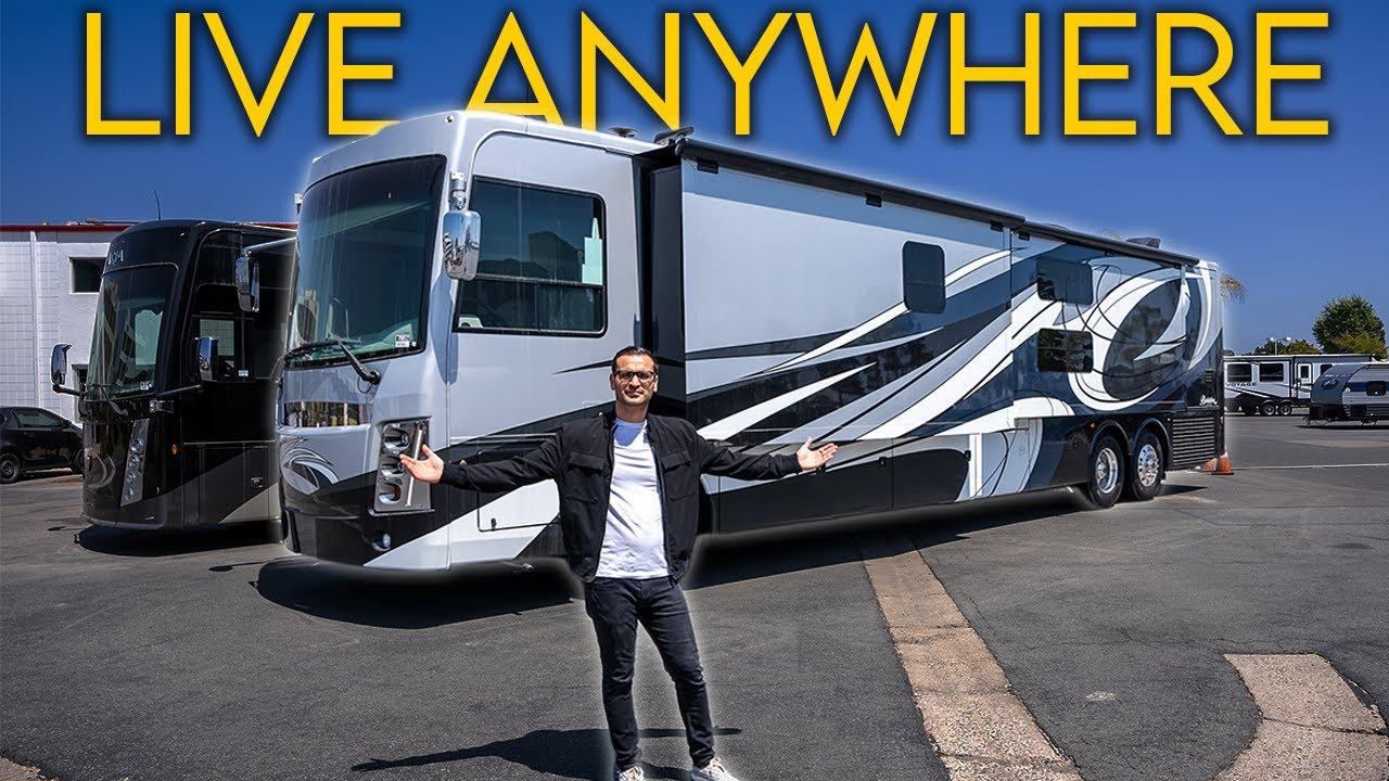 Download This Motorhome COSTS MORE Than Your House!