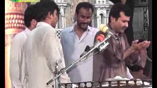 Jalsa 72 Taboot 2014 majlis Zakir Qazi Waseem Abbas  20 sep at Qasir al Qaim Sargodha