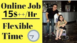 Online Jobs Philippines (Graphic designer) - Earn 8$ to 20$+/hr PWD Working at Home Part 1