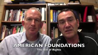 FOUNDATIONS: The Bill of Rights (1.5)