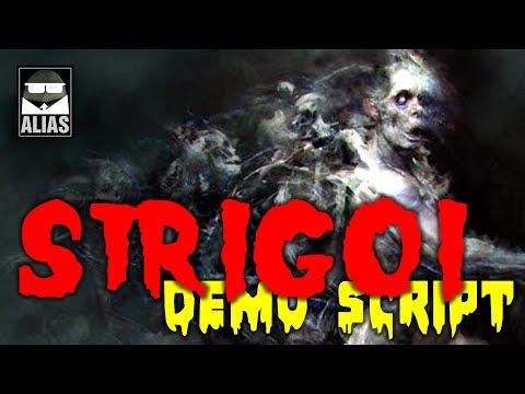 Готовый скрипт аномалии STRIGOI для ARMA 3
