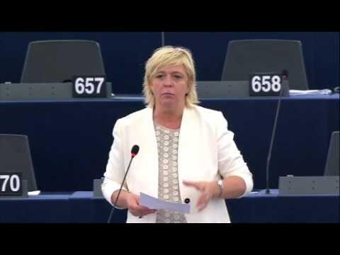 Hilde Vautmans 06 Jul 2017 plenary speech on Burundi