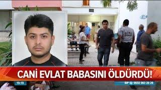 Antalya'da kan donduran cinayet! - Atv Haber 15 Ağustos 2018