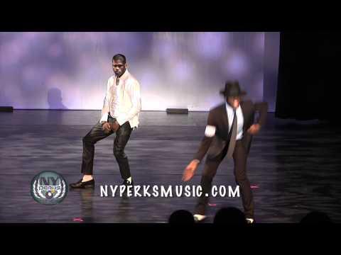NY Perks Music Group LIVE at Rutgers University