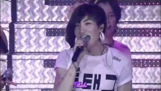 [Vietsub] Gee-Super junior [Happy birthday HanKyung & Siwon ]