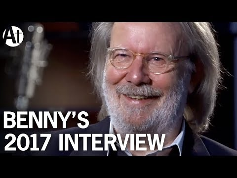 Benny Andersson on new album and ABBA reunion, 2017 interview for Sunday Night
