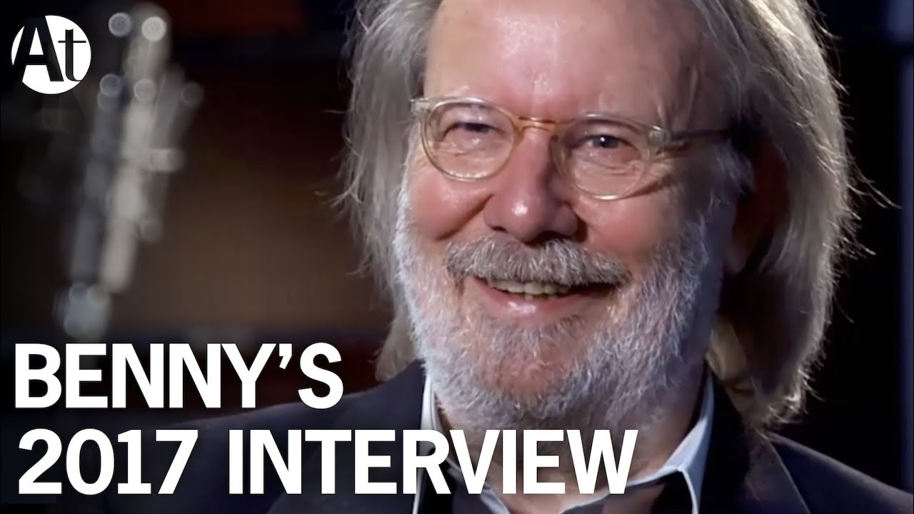 Benny Andersson On New Album And Abba Reunion 2017 Interview For