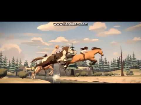Spirit & Spirit Riding free  *Riding free song*