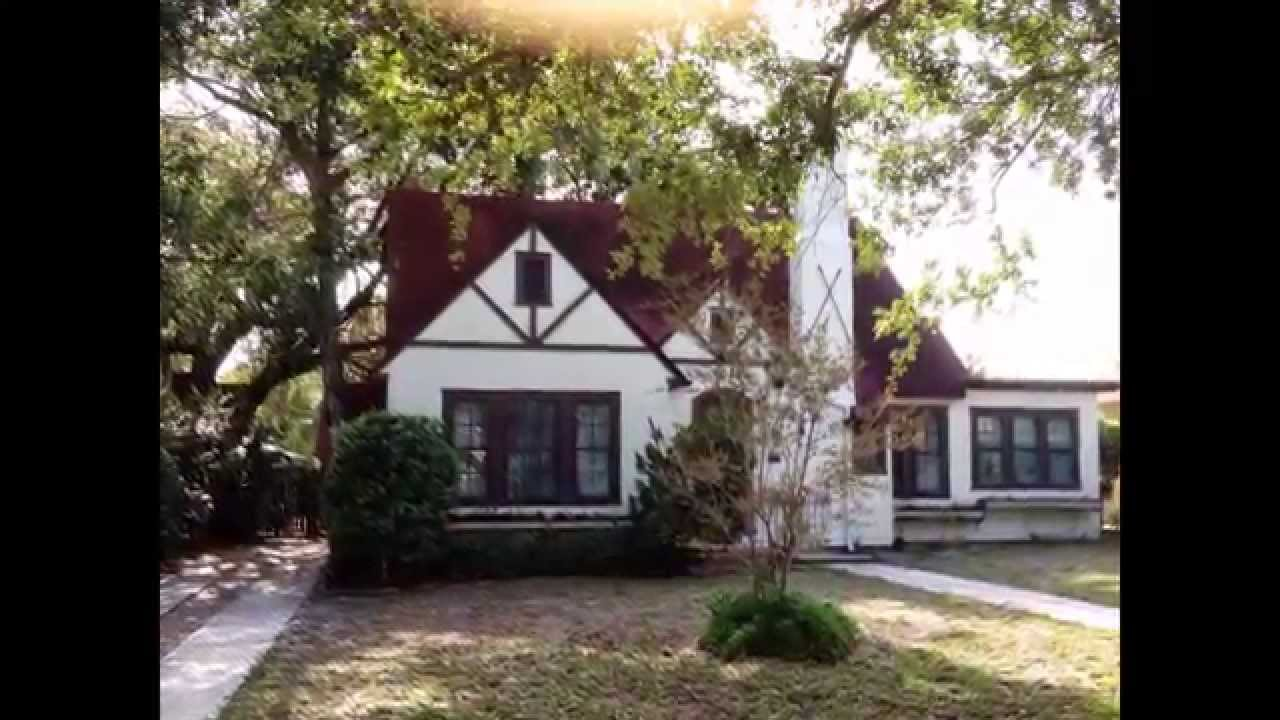 Sold old english tudor style home for sale in clearwater for Tudor style house for sale