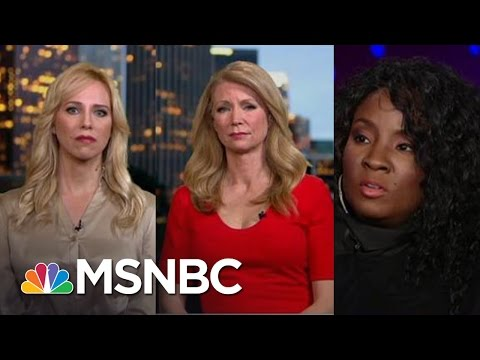 Three Bill O'Reilly Sexual Harassment Accusers Speak Out | The Last Word | MSNBC