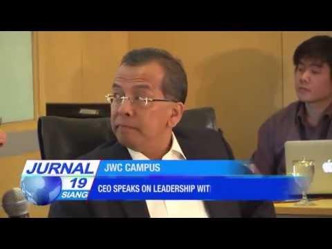 [Liputan] CEO Speaks On Leadership With PT Garuda Indonesia