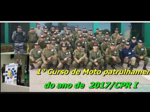 I CURSO DE MOTOPATRULHAMENTO CPR I PMPA/2017