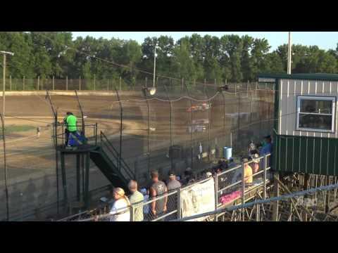 Moler Raceway Park   6.17.16   Late Models   Heat 1