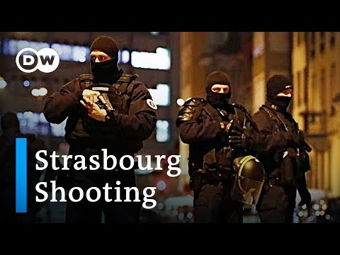 Strasbourg shooting suspect killed by police | DW News
