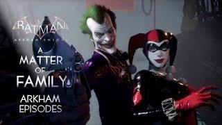BATMAN™: ARKHAM KNIGHT - Batgirl & Robin Vs Joker & Harley Quinn