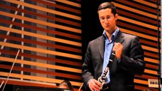 C.M Weber Clarinet Concerto No. 1 Movement 1- Benjamin Adler