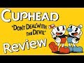 Cuphead Game Review - Hand-Drawn 1930s Style Retro Cartoon Platformer
