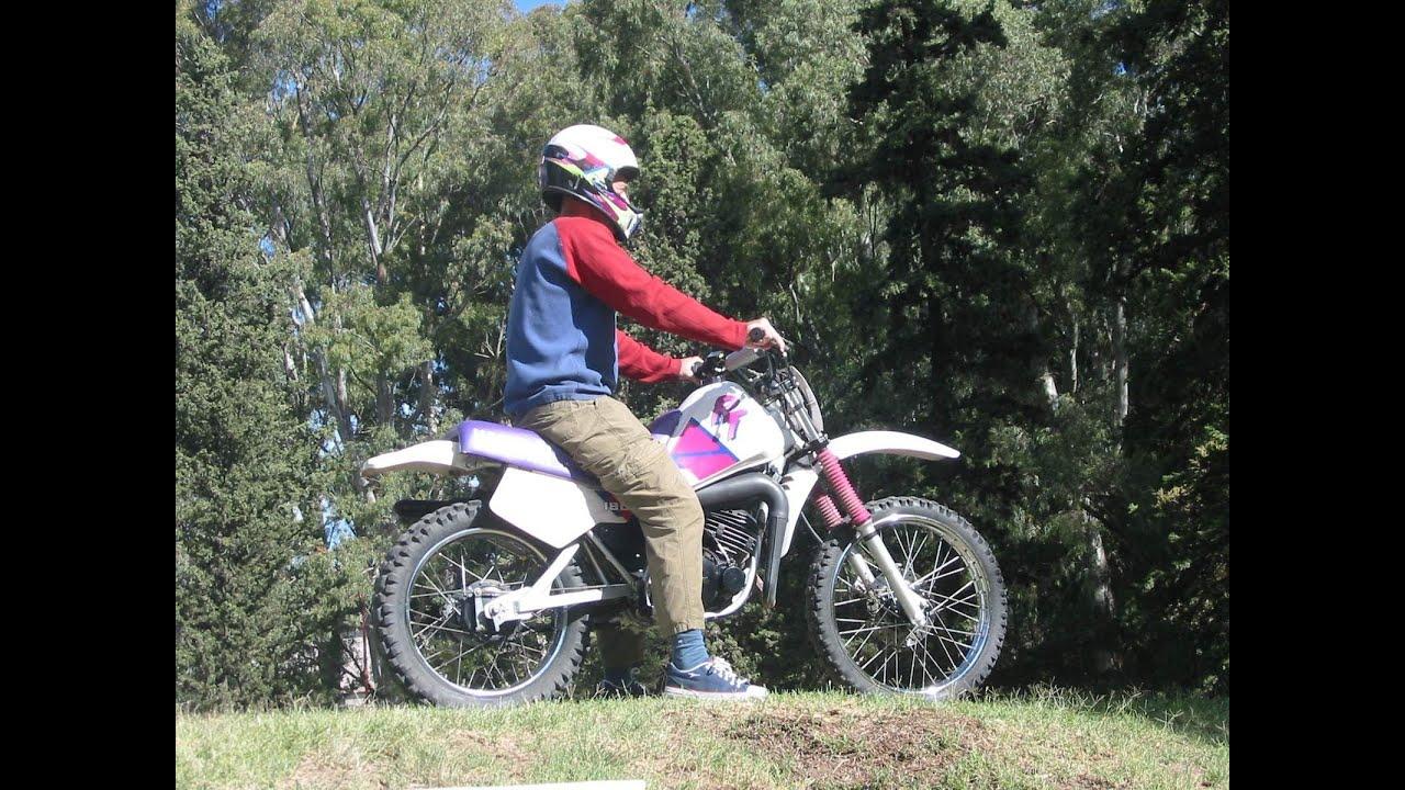 Yamaha Rt Dirt Bike