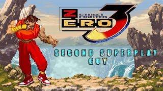 Street Fighter Zero 3 - Guy【TAS】