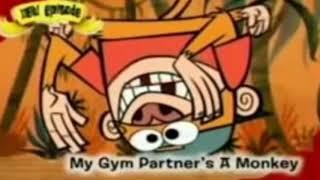 Cartoon Network Yes My Gym Partners A Monkey Promo