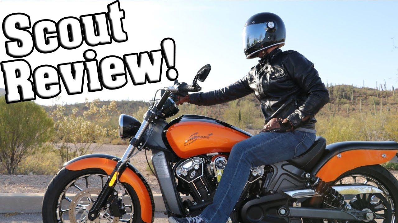 2016 Indian Scout Review Riding The