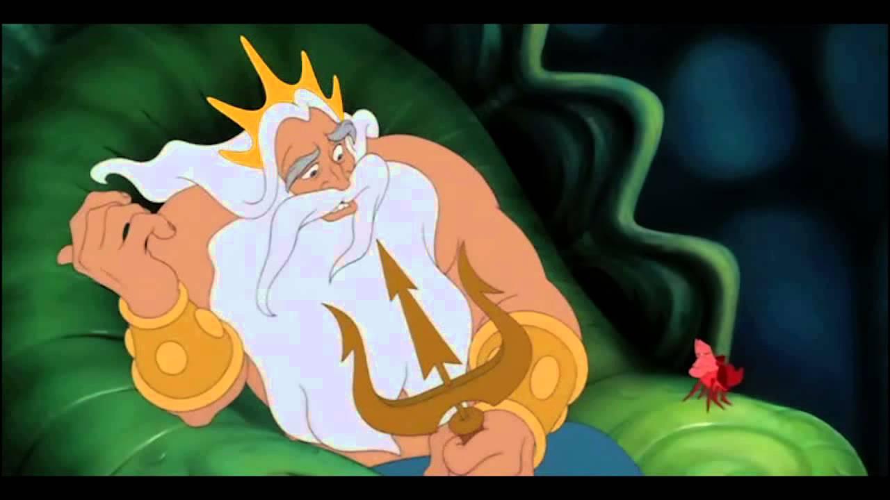 La petite sir ne triton r primande ariel 2e doublage youtube - Ariel petite sirene ...