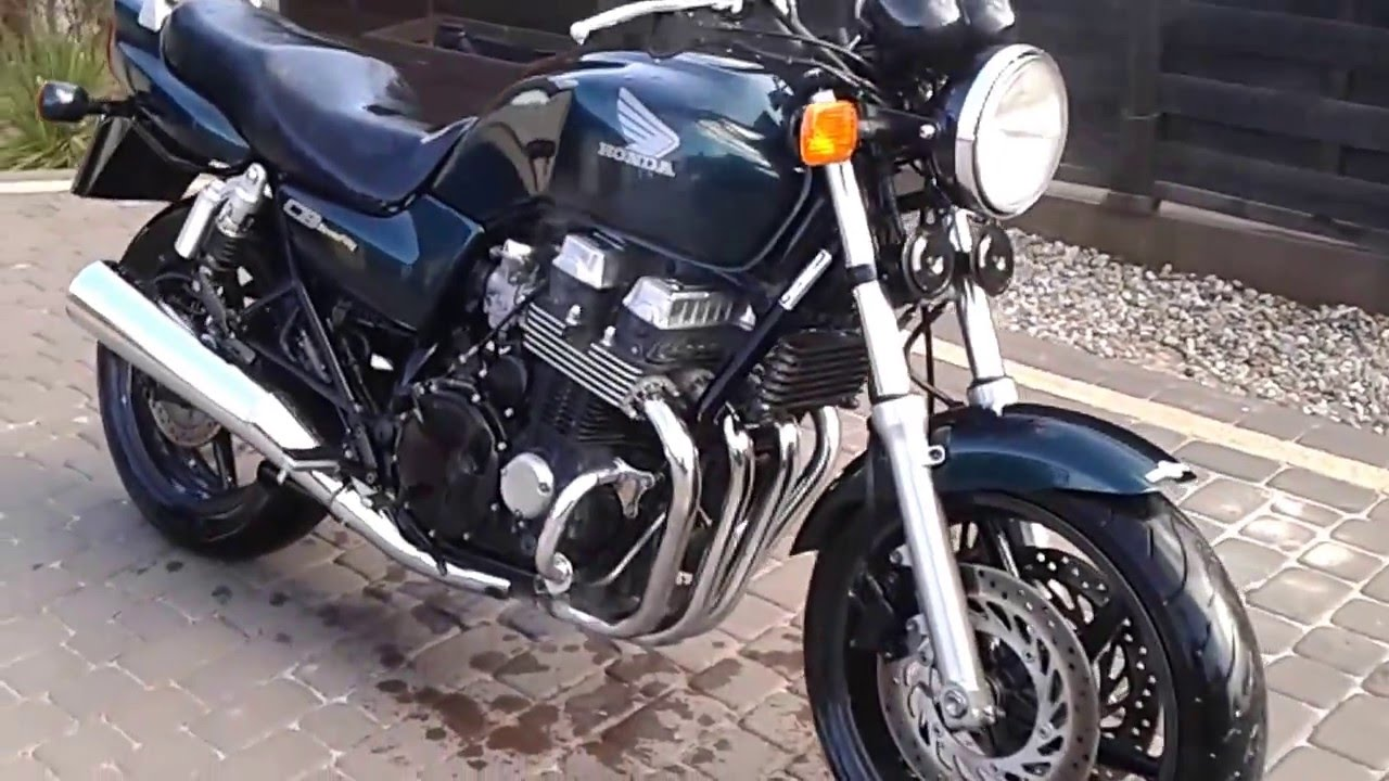 honda cb750 seven fifty oryginalne kominy exhaust sound. Black Bedroom Furniture Sets. Home Design Ideas