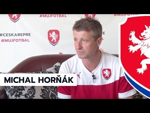 Rozhovor s Michalem Horňákem na ME U19 v Gruzii (4. 7. 2017)