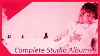 Miki Matsubara (松原みき) - Complete Studio Albums (完全なスタジオアルバム)