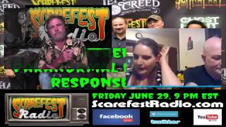 The Paranormal Panel On Scarefest TV SF11 E31