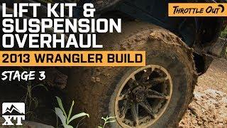 Jk Jeep Wrangler Lift Kit, Big Tires & Off-roading! - Extremeterrain.com