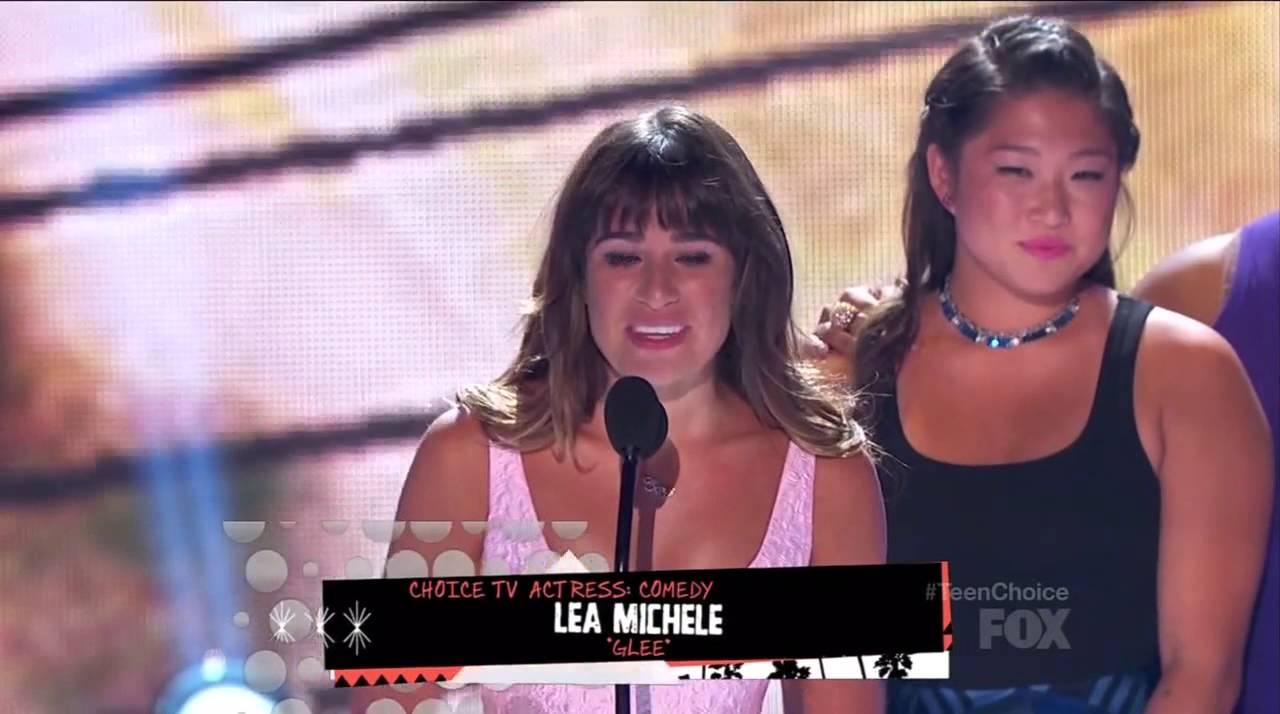 Wer ist Lea michele von 2013