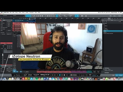 iZotope Neutron: Facilitando a Mixagem