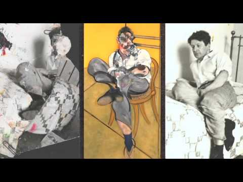 Video: Francis Bacon's Three Studies of Lucian Freud