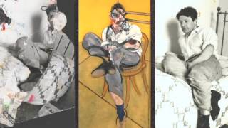 Francis Bacon on His Iconic Painting, Three Studies of Lucian Freud