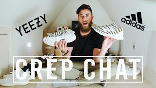 Adidas Yeezy 350 V2 & Ultraboost | CREP CHAT Ep. 1