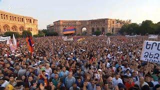 Այսօր բացառիկ օր է. սա հայ ժողովրդի հաղթանակի և միասնության հանրահավաքն է. Փաշինյան