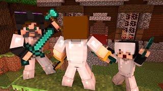 ÖLÜMSÜZLÜK TOTEMİ ! (OZAN SAÇLARINI BOYATACAK)! - En Zor Minecraft #18