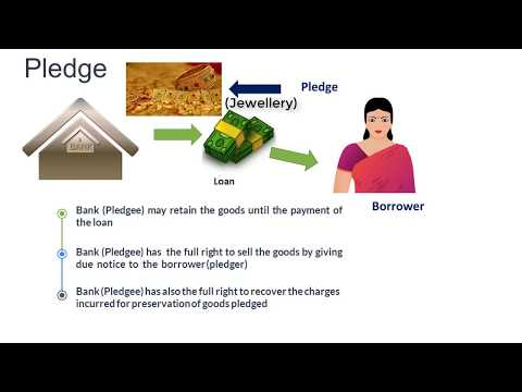 what-is-pledge-in-banks-?