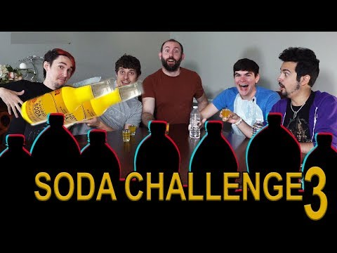 A FIFTH MEMBER OF MISERY   Mystery Soda Challenge Part 3