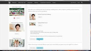 How to link service providers to your profile