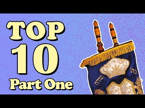 Top 10 Songs for Simchat Torah (Part 1)