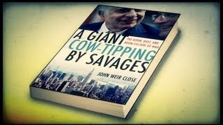 Giant Cow-Tipping by Savages Book Trailer