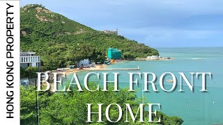 BEACH FRONT HOME IN STANLEY FOR LEASE | Hong Kong