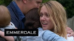 Emmerdale - Rebecca Turns Up Out of Nowhere