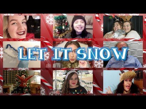 Let It Snow - Georgia Merry & FRIENDS!