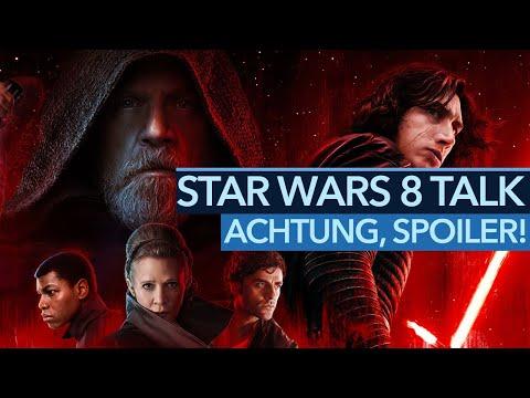 Star Wars 8 - Filmreview mit Spoilern