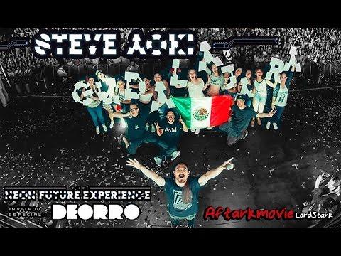 Steve Aoki & Deorro The Neon Future Experience GDL   Aftstarkmovie   LordStarkYT